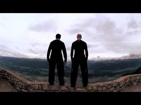 Parkour Innsbruck feat  David Belle & Cyril Raffaelli