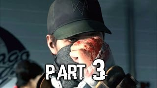 Watch Dogs Gameplay Walkthrough Part 3 - Spider Tank (PS4)