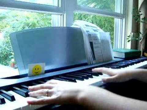 The Best Thing, Relient K - piano