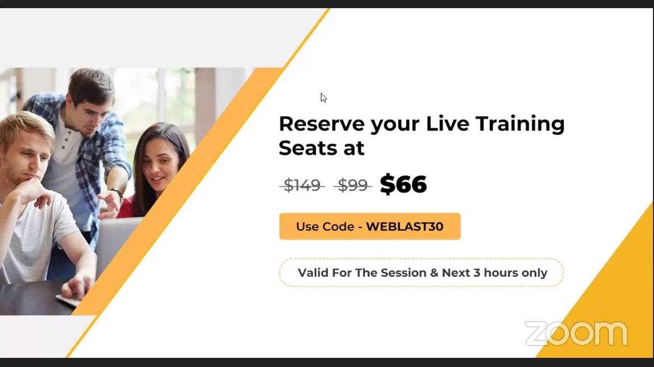 Live Training - Learn to Build a Website for Concert with HTML & CSS | Q & A | Eduonix