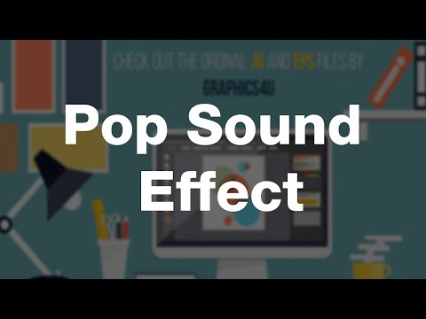 Bubble Pop Sound Effect