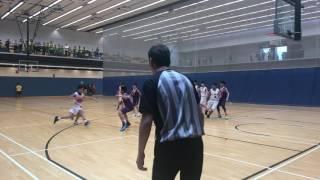 全港小學區際籃球賽2017 男子組 九龍東 vs 九龍北
