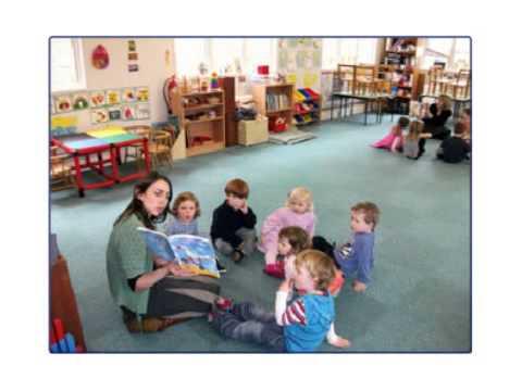 Kingfisher Montessori Nursery School