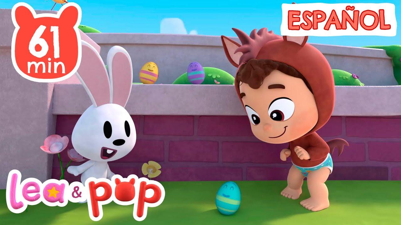 Humpty Dumpty y más música para bebés - Canciones infantiles de Lea y Pop