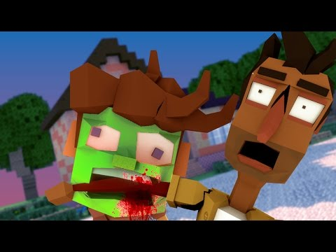 Minecraft | Hello Neighbor - HIS CHILD IS A ZOMBIE? (Hello Neighbor in Minecraft)