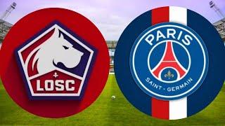 Футбол Суперкубок Франции Лилль ПСЖ итог и результат