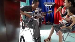 Tiếng hát người Chiến sỹ - TUYẾT NHUNG (Bà chòi Quảng Nam)