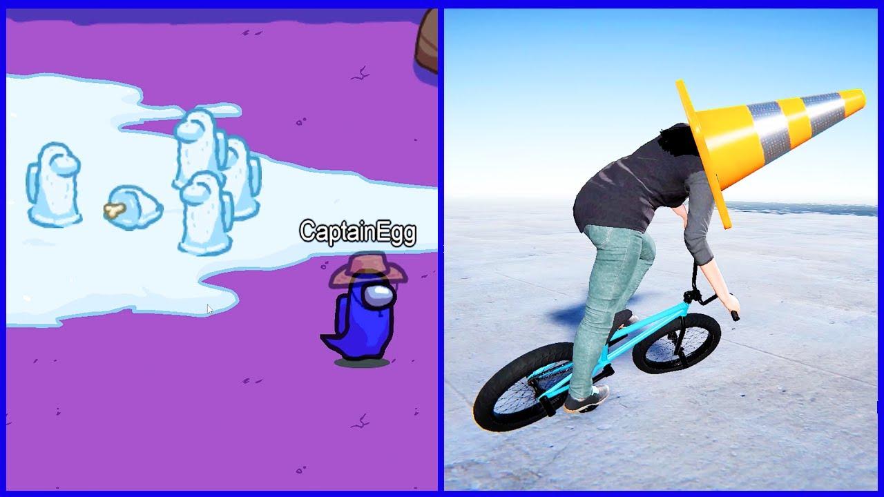 Video Game Easter Eggs #31 (Among Us, Tony Hawks Pro Skater 1 & 2, Hyper Scape & More)