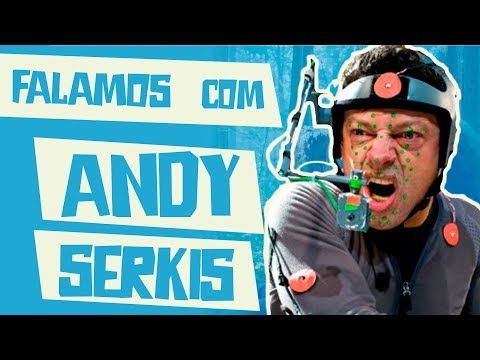 ANDY SERKIS YOUTUBER! - 3 Pipocas
