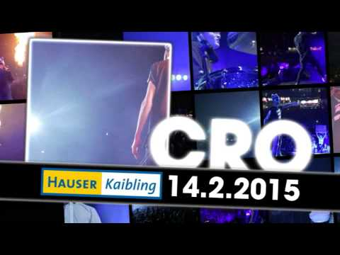 CRO in the Snow LIVE am Hauser Kaibling 14.02.2015
