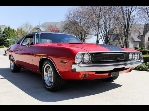 1970 Dodge Challenger For Sale - YouTube