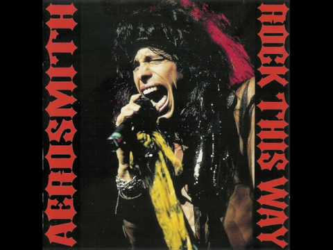 Aerosmith Voodoo Medicine Man Live Switzerland '90