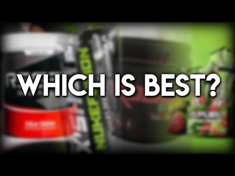 WHICH IS THE BEST GAMING ENERGY DRINK? (GFUEL, Rogue Energy, Regen, X-Gamer)