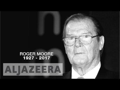Roger Moore, James Bond Actor, Dies At 89