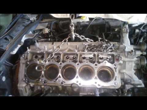 04 Dodge viper SRT10 engine rebuild 8.3 v10