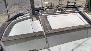 Stern Hatch Rebuild Update 16 (06-28-15)