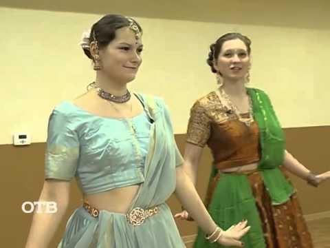 индийские танцы, Апсара, Indian dance by
