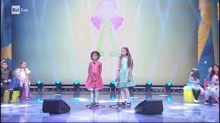 La rosa e il bambino 🎤 Alyssia Mengbwa Palombo, Martina Galasso