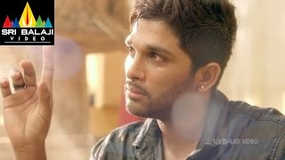 Iddarammayilatho Movie Interval Fight Scene | Allu Arjun, Amala Paul, Catherine | Sri Balaji Video