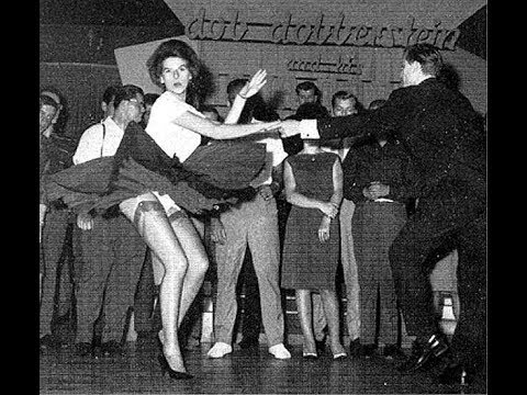 1950s Teens Defend Rock And Roll Music