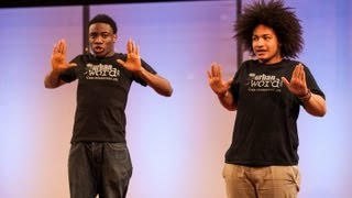 Beach Bodies (in spoken word) - David Fasanya and Gabriel Barralaga