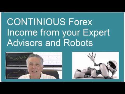 Forex Expert Advisor Management For Continuous Profit. Serious Money Making EA Trading Technique