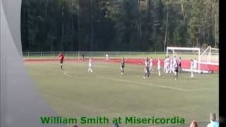 College Soccer: #4 William Smith at Misericordia