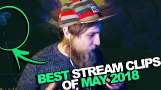 I almost lost an Eye on Stream | best stream clips of May 2018