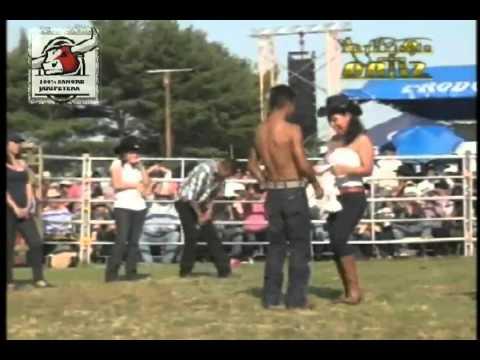 Rancho Los Destructores de Memo Ocampo en La Juquilita de New Jersey (Gira 2012)