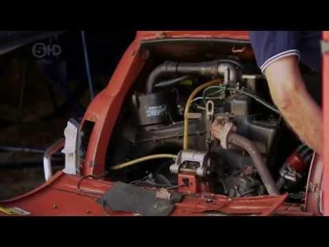 Classic Car Rescue - Fiat 500