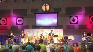 Colossal Coaster World (VBS 2013 Theme Song) - FBC Pittsburg Worship Band - Lifeway Music
