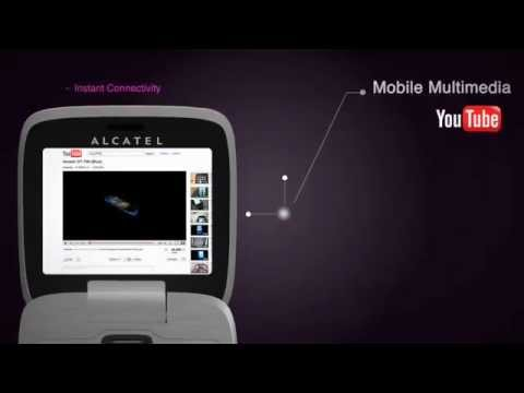 alcatel one touch 808 glam