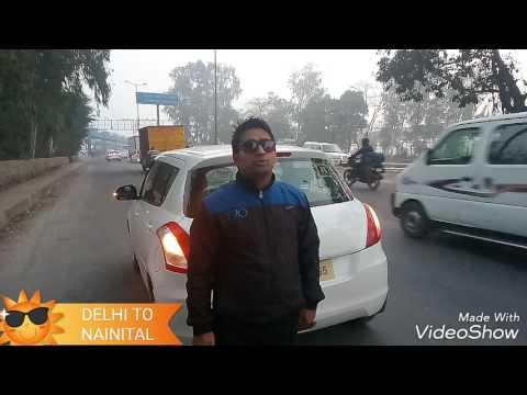 Delhi to Nainital Road trip