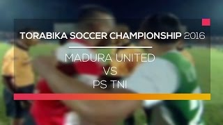 Video Gol Pertandingan Madura United vs PS TNI