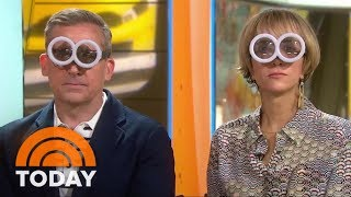 Steve Carell And Kristen Wiig Talk 'Despicable Me 3' | TODAY