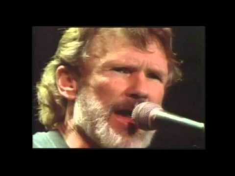 Kris Kristofferson on Hank Williams - A picture of life's other side  (Hank Williams song) 1989
