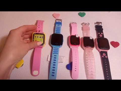 Часы с GPS Wonlex. Обзор часов для девочек