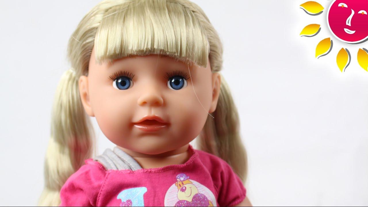 Interaktywna Siostrzyczka Baby Born 820704 Zapf