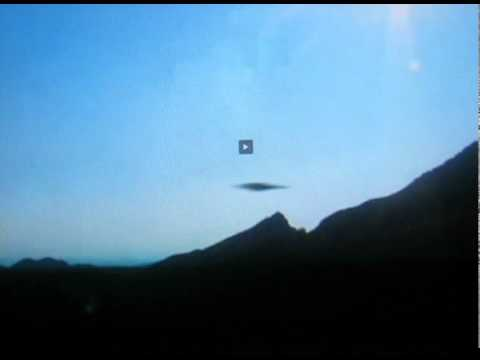 UFO : Captured accidently on X-Facor TV show