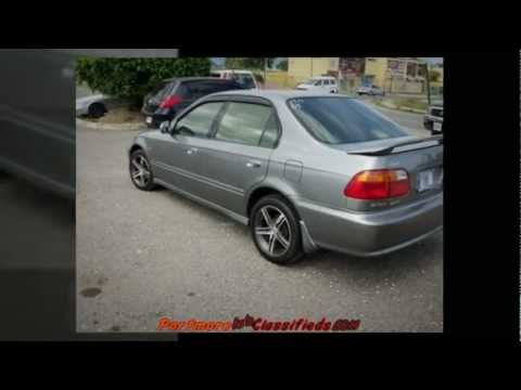 Car For Sale In Jamaica – Honda Civic 1999