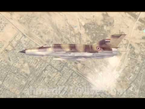 Greatest Egyptian air battles ( Dogfights )