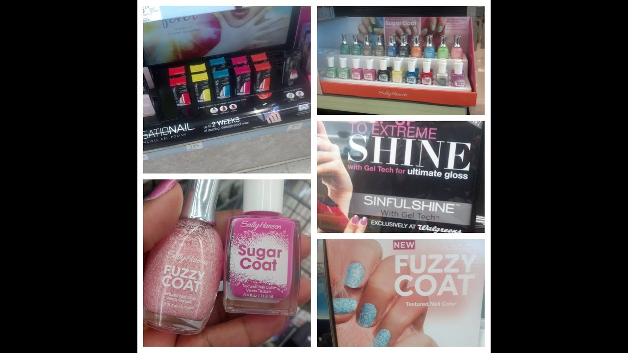New Nail Product for Spring 2013: Sensationail, Sinful Colors ...