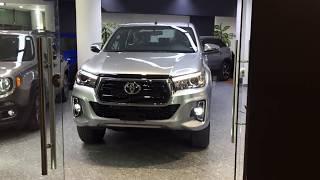 Nueva Toyota Hilux 2019 - ¿Es mejor?