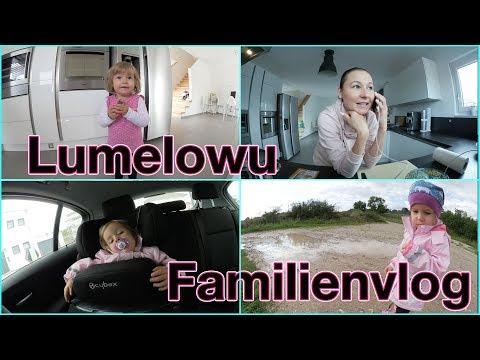 Familienvlog | samstags bei Lumelowu... | Pfützen springen ! | Ein Tag ohne Flo :-(