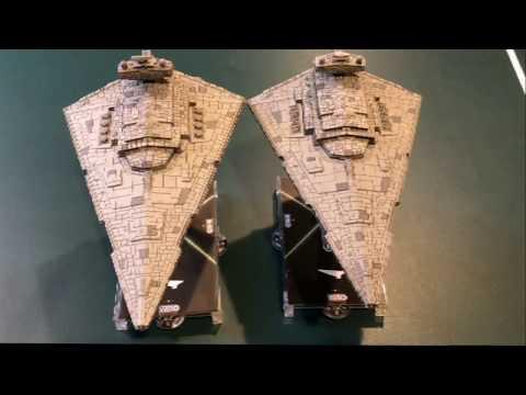 Armada ISD 1 Conversion