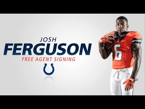 Josh Ferguson to Indianapolis Colts | Free Agent Signing