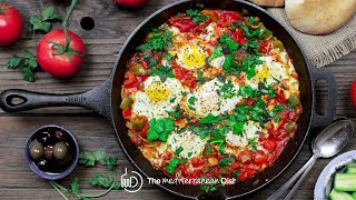 Shakshuka - The Best Way to Use Your Ripe Tomatoes