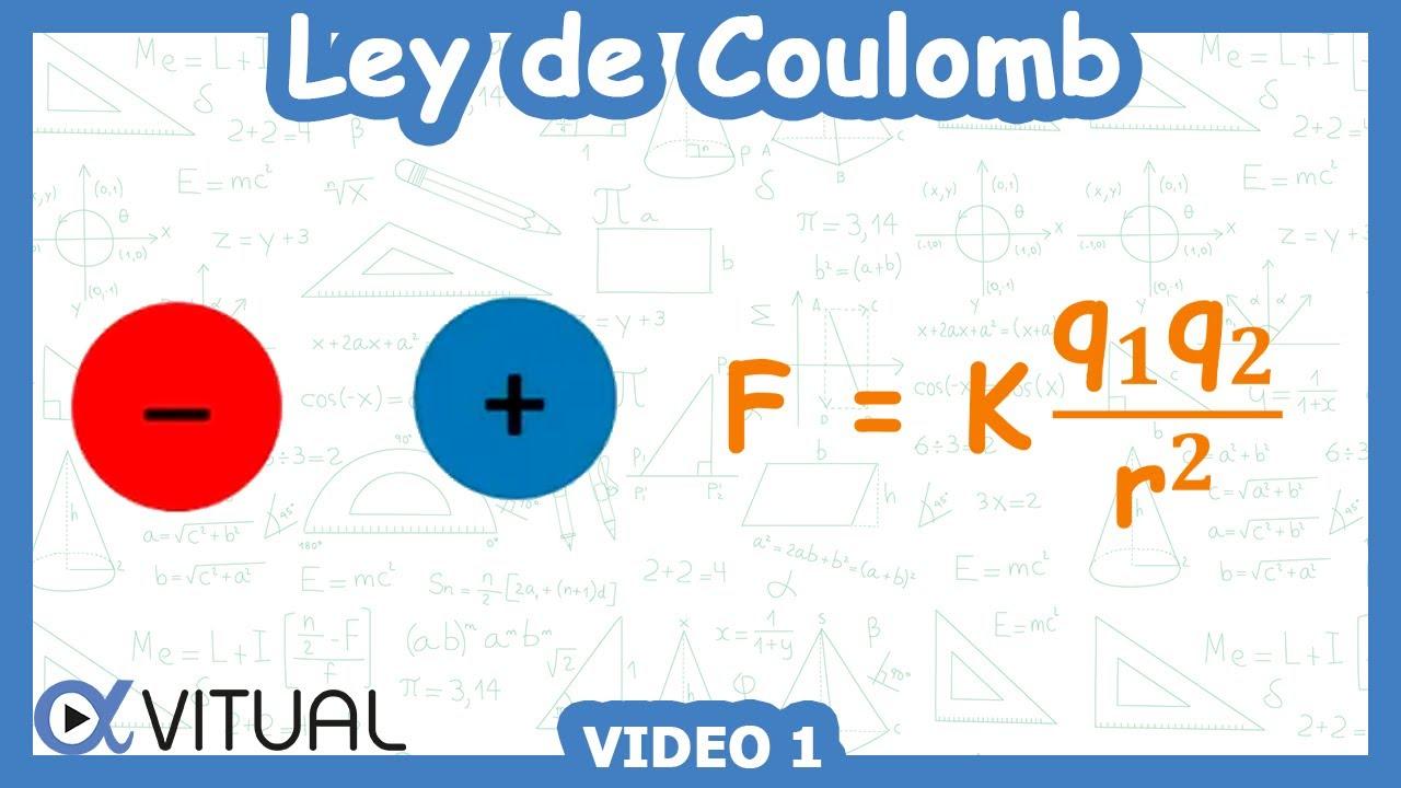 Download ⚡ Ley de Coulomb (Ejercicio de 2 Cargas)