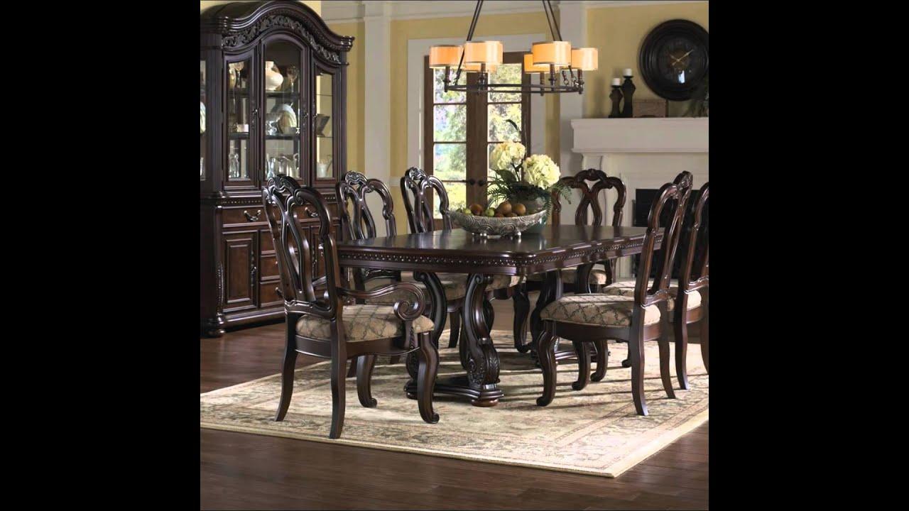 9pc Dining Room Set: San Marino Dining Room Set 9PC $2150