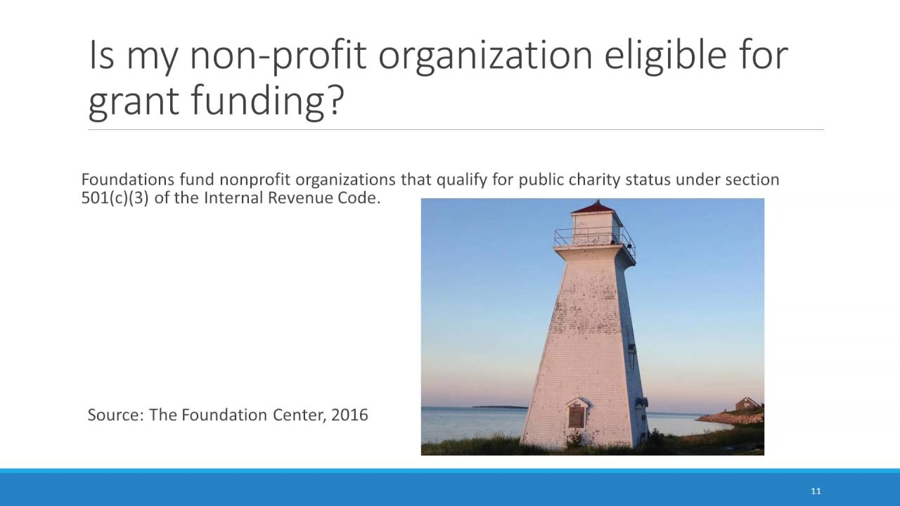 Grant Writing 101: How to Compete for Grant Funding for Your Non-Profit
